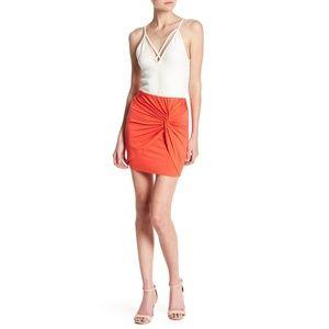 NWT Twist Knot Skirt